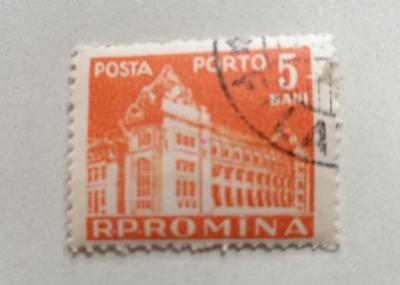 Známka - Rumunsko