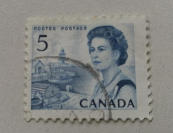 Známka - Kanada - Filatelie