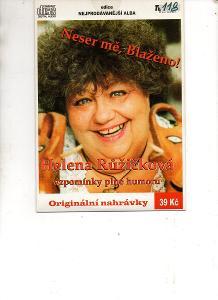 CD/Helena Růžičková-vzpomínky plné humoru