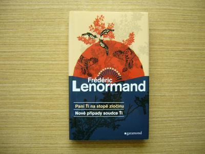 Frédéric Lenormand - Paní Ťi na stopě zločinu   2006 -n