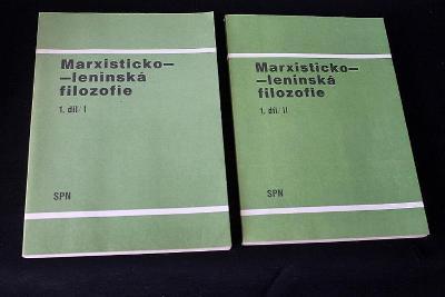 Marxisticko - Leninská filozofie I.II.   (l8)