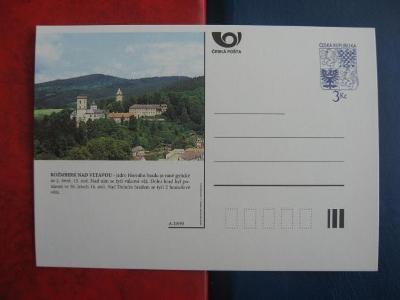 ** CDV A 29/95 - ROŽMBERK NAD VLTAVOU - jádro hradu je raně gotické