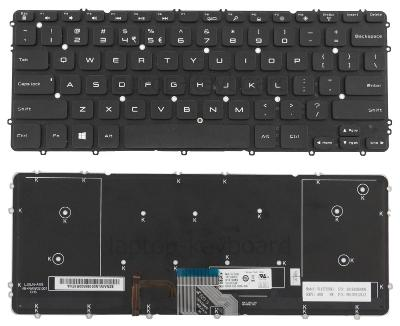 Klávesnice DELL XPS 15 9530 Precision M3800 US ORG
