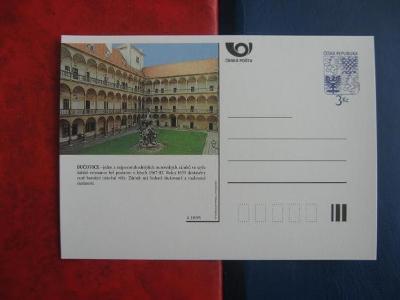 ** CDV A 19/95 - BUČOVICE - zámek ve stylu italské renesance - popis