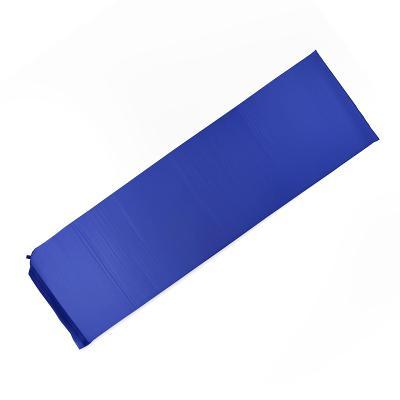 Karimatka samonafukovací 186 cm modrá (49367)