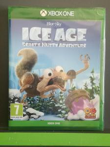 Ice Age: Scrats Nutty Adventure (Xbox One) - NOVÁ