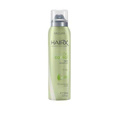Suchý šampon na mastné vlasy HairX Advanced Care Oriflame 32907