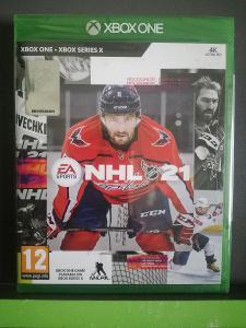 NHL 21 CZ (Xbox One) - NOVÁ