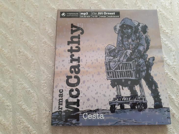 Cesta CD MP3 Cormac McCarthy  - Hudba