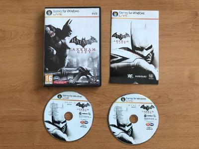 Batman Arkham City CZ původní