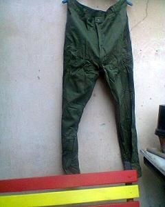 Vojenské zelené para kalhoty US nenošené XXL po mlok