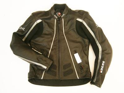 Kožená bunda IXS- vel. S/48