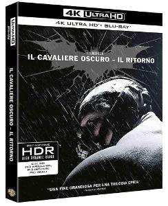 Temný rytíř povstal (4K Ultra HD) - UHD Blu-ray
