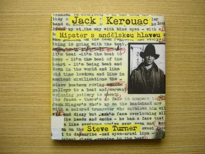 Steve Turner - Jack Kerouac: Hipster s andělskou hlavou | 1997 -a