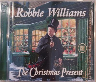 2CD Robbie Williams - The Christmas Present