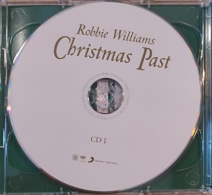 2CD Robbie Williams - The Christmas Present - Hudba
