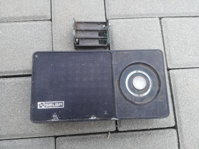 2x radio Selga/USSR/