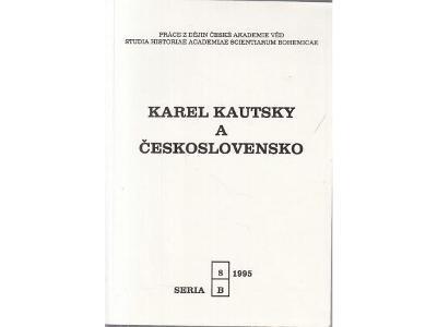 Karel Kautsky a Československo