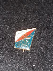 Odznak MPS  XIII. DUNAJEC - Č.KLÁŠTOR  - kanoistika