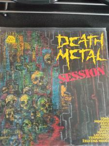 LP Death metal
