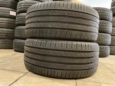 Continental Sport Contact 5 255/45 R18 103H 2Ks letní pneumatiky
