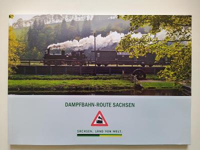 Saské parní železnice