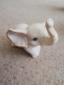 Slon kameninový.... 6 cm
