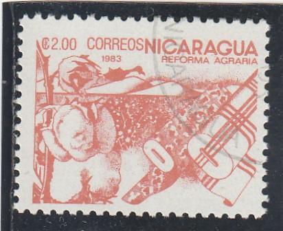Nicaragua - na doplnění - ostatní  - Filatelie