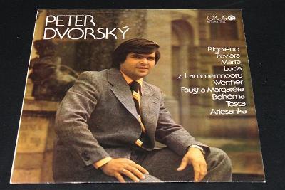 LP - Peter Dvorský - Peter Dvorský   (s12)