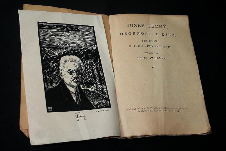 Josef Černý - Osobnost a dílo   (a4) - Knihy
