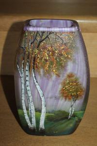 Váza - LAMARTINE CAMEO ( 1920 - 1930 ) č.17N
