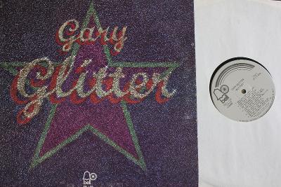 Gary Glitter – Glitter LP 1972 vinyl USA 1.press Glam Rock super stav