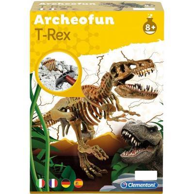 Clementoni Experimentální sada her Archeologická sada T Rex