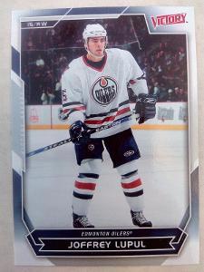 Joffrey Lupul, Edmonton Oilers, #164, UD Victory 2007/08