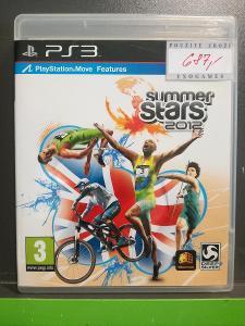 Summer Stars 2012 (PS3 - Move) - jako nová