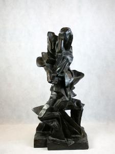 Otto Gutfreund - Milenci