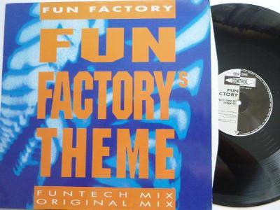 FUN FACTORY Fun Factory´s Theme FUNTECH MIX 5:30 / ORIGINAL MIX 5:21