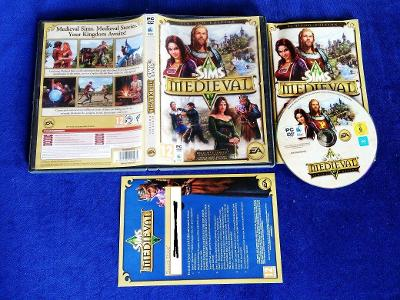 PC - THE SIMS MEDIEVAL LIMITED EDITION (retro 2011) Top