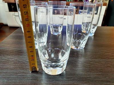 Moser sklo,,,6x krásné broušené sklenky ,,,sleva