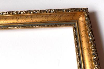 PĚKNÝ NOVÝ RÁM - vnitřní rozměr  30 x  40  cm - č. 501