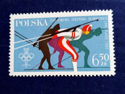 Polsko, biatlon, Olympijské hry Moskva
