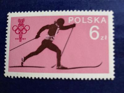 Polsko, lyžování, běh, olympijské hry
