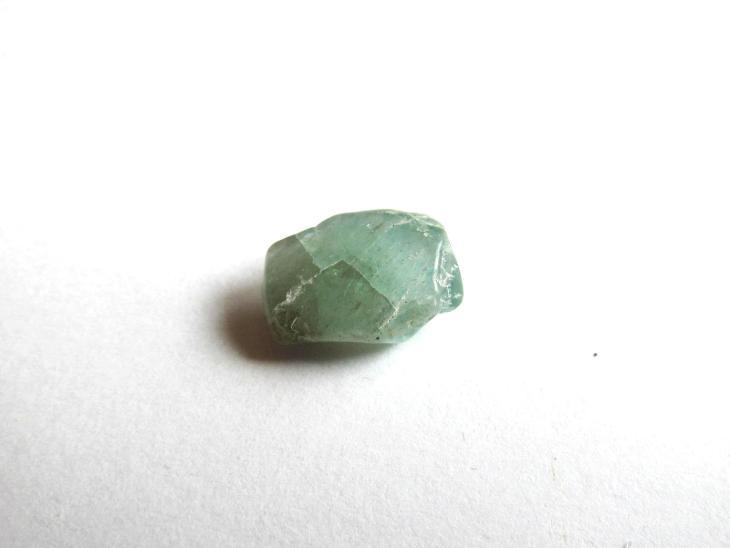 MODRÝ APATIT - SUROVÝ - MADAGASKAR (C 539) - Minerály a zkameněliny