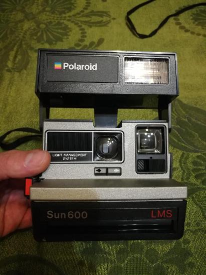 POLAROID SUN 600 funkční - Foto