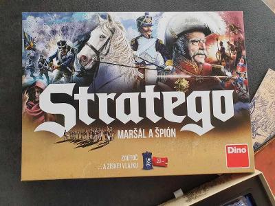 Stratego - Maršál a špion