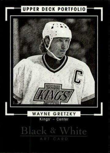 2015-16 Upper Deck Portfolio #289 Wayne Gretzky