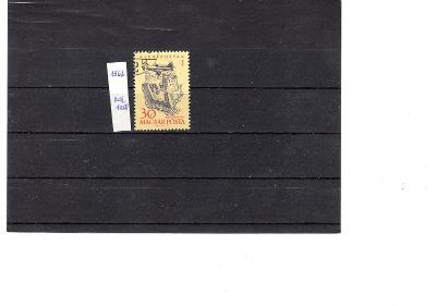Madarsko ražená známka Mi 1562 letadlo