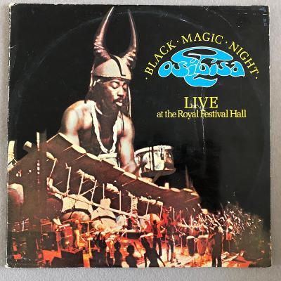 Osibisa – Black Magic Night - 2 x LP vinyl