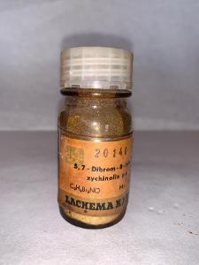 Indikátor 5,7-Dibrom-8-hydroxychinon p.a(Broxyquinoline,C9H5Br2NO, 5g)