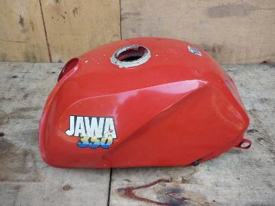Jawa 350/640 nádrž